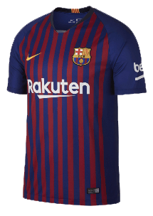 FC Barcelona Home Kit