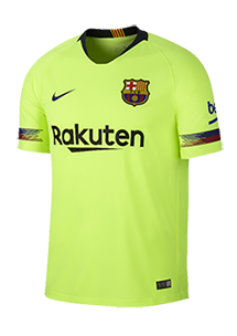 FC Barcelona Third Kit